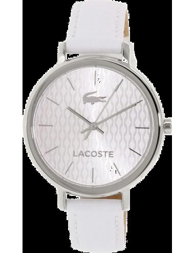 Chic Time   Montre Femme Lacoste 2000886 Blanc    Prix : 119,00€