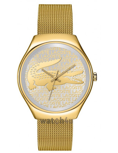 Chic Time | Montre Femme Lacoste Valencia 2000811 Or  | Prix : 259,00€