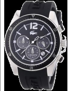 Chic Time   Montre Homme Lacoste 2010712 Noir    Prix : 273,00€