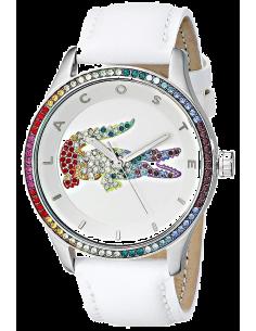 Chic Time | Montre Femme Lacoste Victoria 2000822 Blanc  | Prix : 161,85€