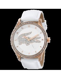 Chic Time | Montre Femme Lacoste Victoria 2000821 Blanc  | Prix : 449,90€