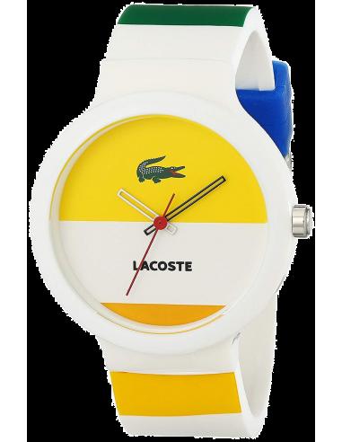 Chic Time | Montre Femme Lacoste 2010530 Jaune  | Prix : 124,90€