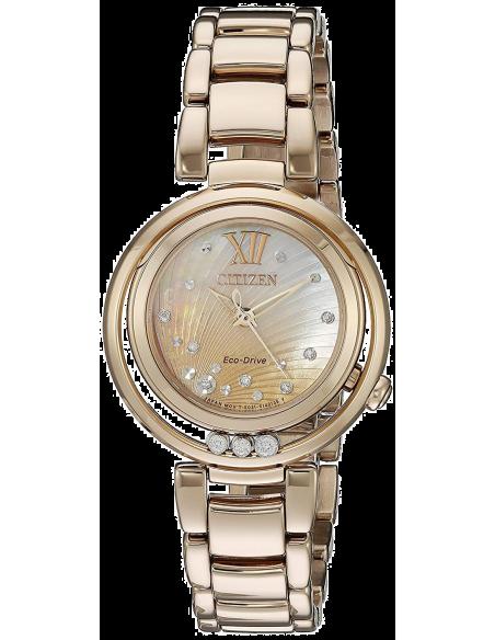 Chic Time | Montre Femme Citizen EM0323-51N Or Rose  | Prix : 653,40€