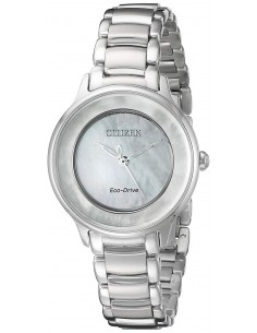 Chic Time | Montre Femme Citizen EM0380-81D Argent  | Prix : 167,40€