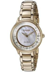Chic Time | Montre Femme Citizen EM0382-86D Or Rose  | Prix : 539,40 €