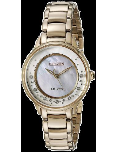 Chic Time | Montre Femme Citizen EM0382-86D Or Rose  | Prix : 539,40€