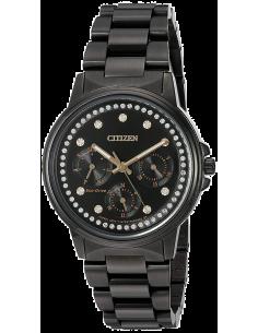 Chic Time | Montre Femme Citizen FD2047-58E Noir  | Prix : 335,40€