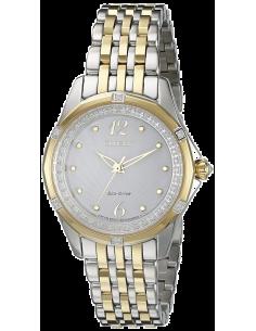 Chic Time | Montre Femme Citizen EM0374-50A Argent et Or  | Prix : 911,40€