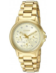 Chic Time | Montre Femme Citizen FD2042-51P Or  | Prix : 221,40 €