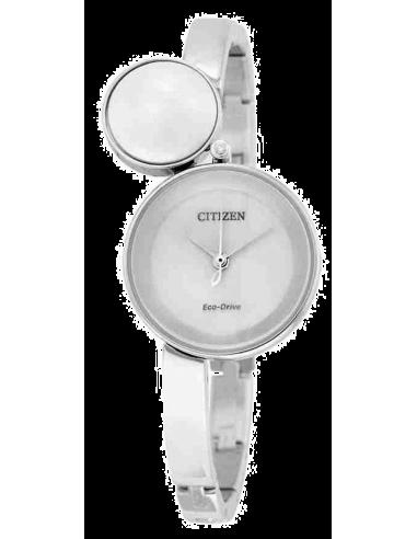 Chic Time | Montre Femme Citizen EW5490-83A Argent  | Prix : 785,40€