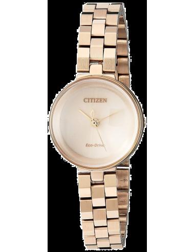 Chic Time | Montre Femme Citizen EW5503-83X Or Rose  | Prix : 353,40€