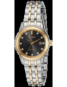 Chic Time | Montre Femme Citizen EW2394-59E Argent et Or  | Prix : 365,40€
