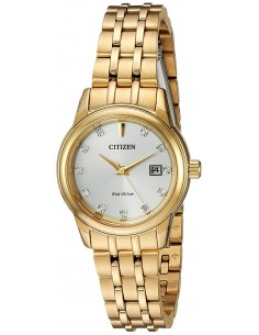 Chic Time | Montre Femme Citizen EW2392-54A Or  | Prix : 341,40 €