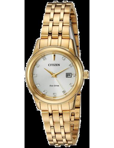 Chic Time | Montre Femme Citizen EW2392-54A Or  | Prix : 341,40€