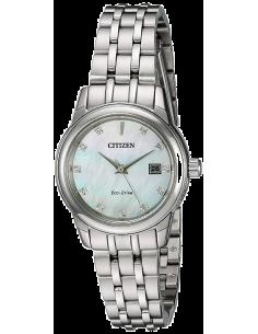 Chic Time | Montre Femme Citizen EW2390-50D Argent  | Prix : 167,40€