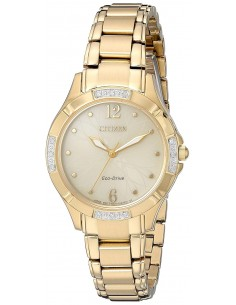 Chic Time | Montre Femme Citizen EM0452-58P Or  | Prix : 413,40 €
