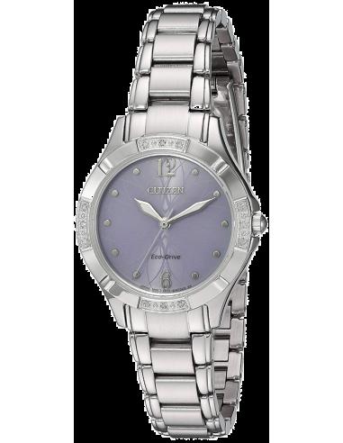 Chic Time | Montre Femme Citizen EM0450-53X Argent  | Prix : 311,40€