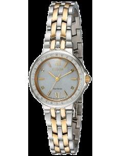 Chic Time | Montre Femme Citizen EM0444-56A Argent et Or  | Prix : 227,40€