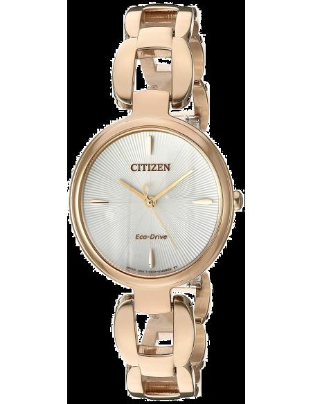 Chic Time   Montre Femme Citizen EM0423-56A Or Rose    Prix : 245,40€