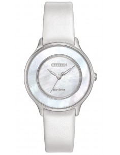 Chic Time | Montre Femme Citizen EM0381-03D Blanc  | Prix : 143,40 €