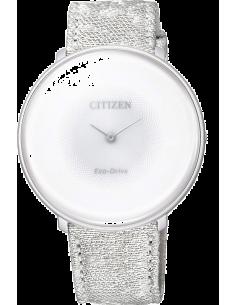 Chic Time | Montre Femme Citizen EG7000-01A Argent  | Prix : 1,055.40