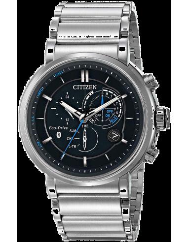 Chic Time | Montre Homme Citizen Eco-Drive BZ1000-54E Argent  | Prix : 311,35€