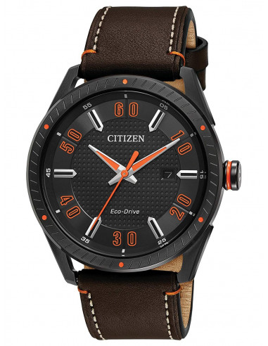 Chic Time | Montre Homme Citizen BM6995-19E Marron  | Prix : 153,30 €