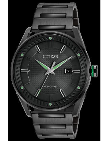 Chic Time | Montre Homme Citizen BM6985-55E Noir  | Prix : 167,30€