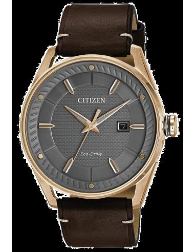 Chic Time | Montre Homme Citizen BM6983-00H Marron  | Prix : 153,30€