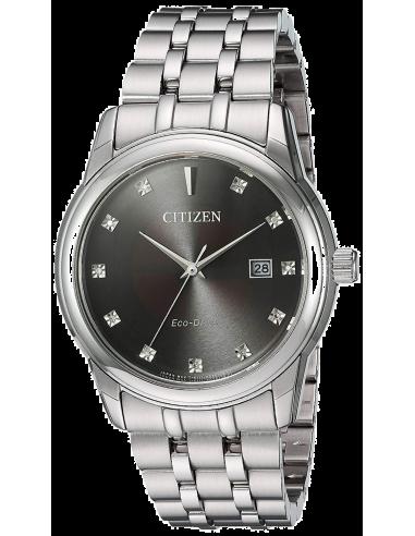 Chic Time | Montre Homme Citizen BM7340-55E Argent  | Prix : 412,30€