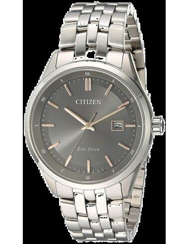 Chic Time | Montre Citizen Eco-Drive BM7251-53H Argent  | Prix : 202,30€