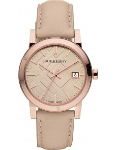 Chic Time | Montre Homme Burberry BU9014 Large check  | Prix : 324,99 €