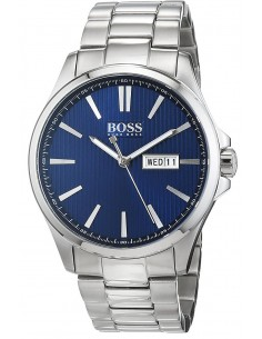 Chic Time | Montre Homme Hugo Boss The James 1513533 Argent bracelet  | Prix : 239,20 €
