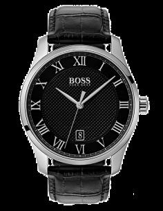 Chic Time | Montre Homme Hugo Boss Master 1513585 Noir  | Prix : 199,20€