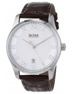 Chic Time | Montre Homme Hugo Boss Master 1513586 Marron  | Prix : 159,20 €