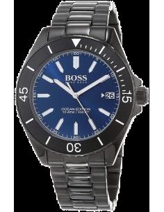 Chic Time | Montre Homme Hugo Boss Ocean Edition 1513559 Noir  | Prix : 239,20€