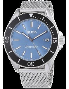 Chic Time | Montre Homme Hugo Boss Ocean Edition 1513561 Argent  | Prix : 239,20€