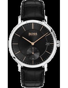 Chic Time | Montre Homme Hugo Boss Corporal 1513638 Noir  | Prix : 199,20€