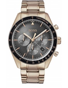 Chic Time | Montre Homme Hugo Boss Trophy 1513632 Or rose  | Prix : 383,20€