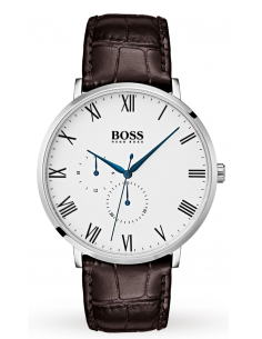 Chic Time | Montre Homme Hugo Boss William 1513617 Marron  | Prix : 199,20 €