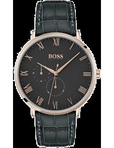Chic Time | Montre Homme Hugo Boss Wiliam 1513619 Noir  | Prix : 239,20€