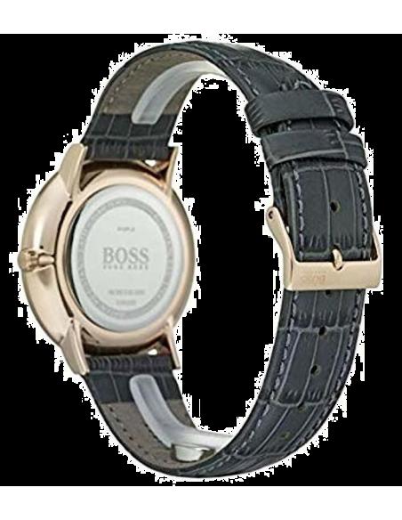 Chic Time | Montre Homme Hugo Boss Wiliam 1513619 Noir  | Prix : 299,00€