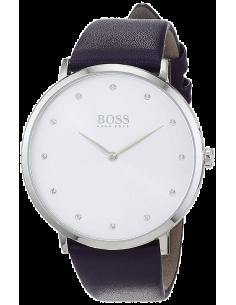 Chic Time | Montre Femme Hugo Boss Jillian 1502410 Bleu  | Prix : 159,20€