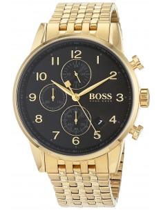 Chic Time | Montre Homme Hugo Boss Navigator 1513531 Or  | Prix : 319,20 €