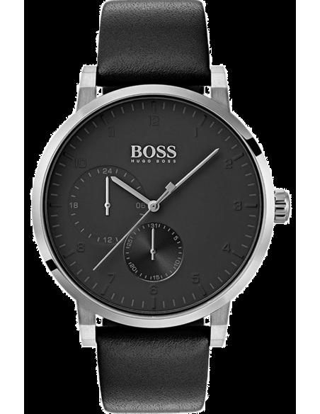 Chic Time | Montre Homme Hugo Boss Oxygen 1513594 Noir  | Prix : 179,40€