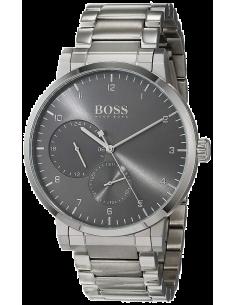 Chic Time | Montre Homme Hugo Boss Oxygen 1513596 Argent  | Prix : 263,20€