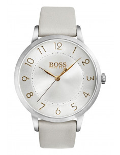 Chic Time | Montre Femme Hugo Boss Eclipse 1502405 Blanc  | Prix : 159,20 €