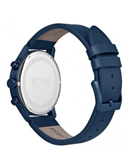 Chic Time | Montre Homme Hugo Boss Architectural 1513575 Bleue  | Prix : 279,20 €