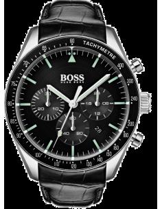 Chic Time   Montre Homme Hugo Boss Trophy 1513625 Noir    Prix : 197,40€