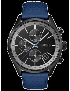 Chic Time | Montre Homme Hugo Boss Grand Prix 1513563 Bleu et noir  | Prix : 319,20€